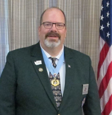 Picture of State Warden, Tom Williams