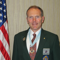 Picture of State Warden, Greg Mahoney